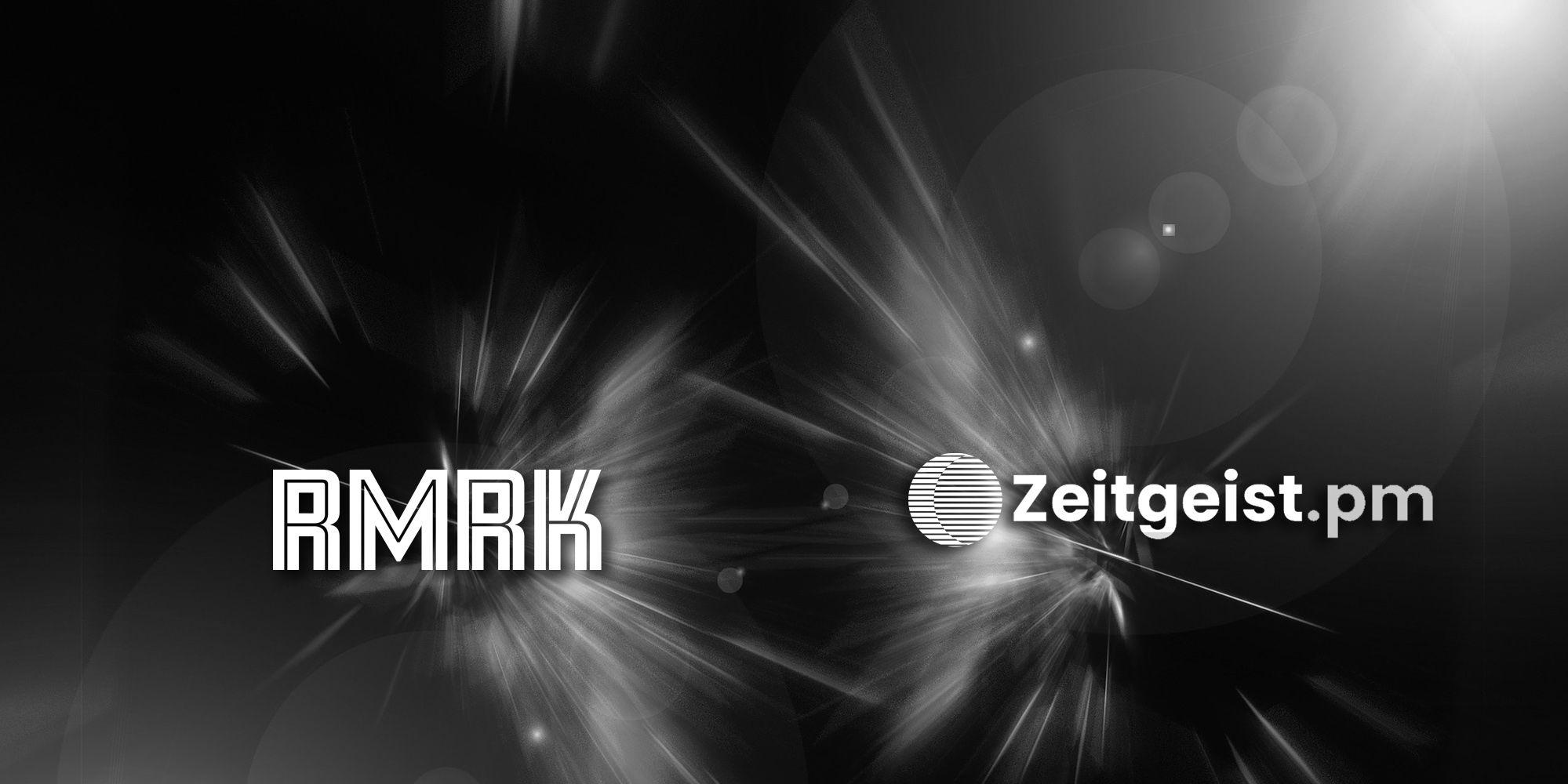 Zeitgeist 與 RMRK 合作,將 NFT 功能引入其生態